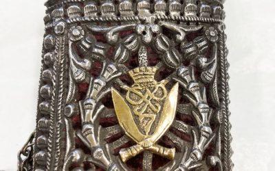 Affiliated Regiments of the Highlanders: The Gurkha Rifles