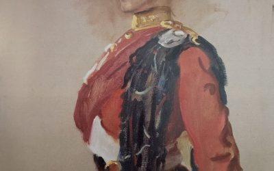 Lieutenant John Guille Millais