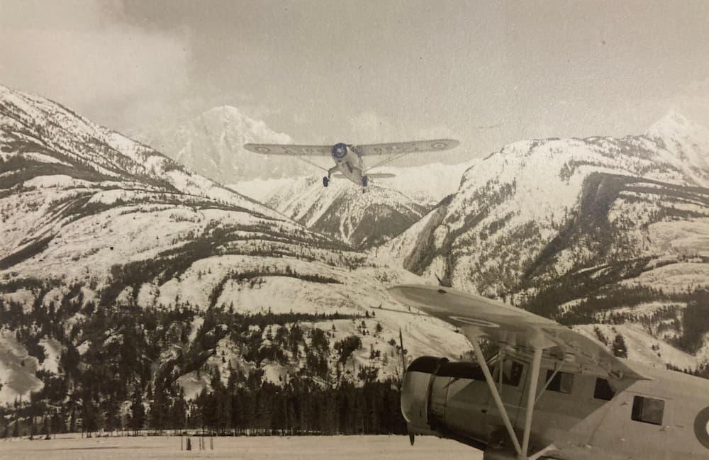 Airport in Jasper