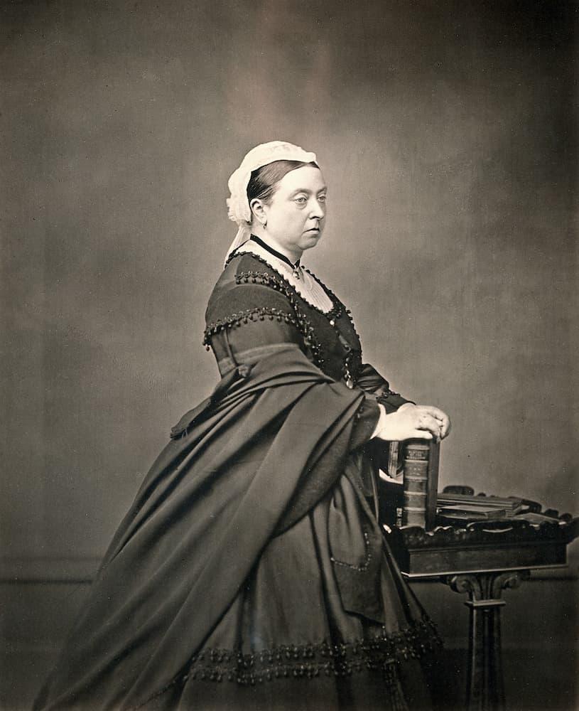 Queen Victoria - Wikipedia Commons