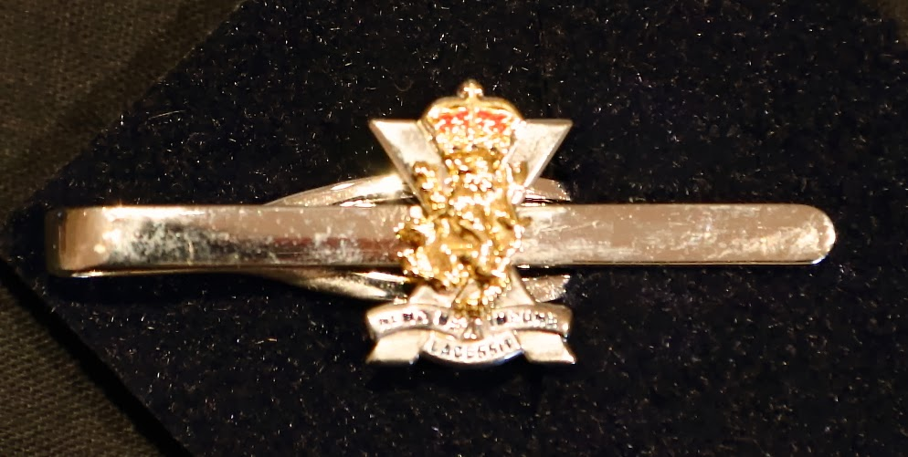 Royal Regiment of Scotland  Tie grip
