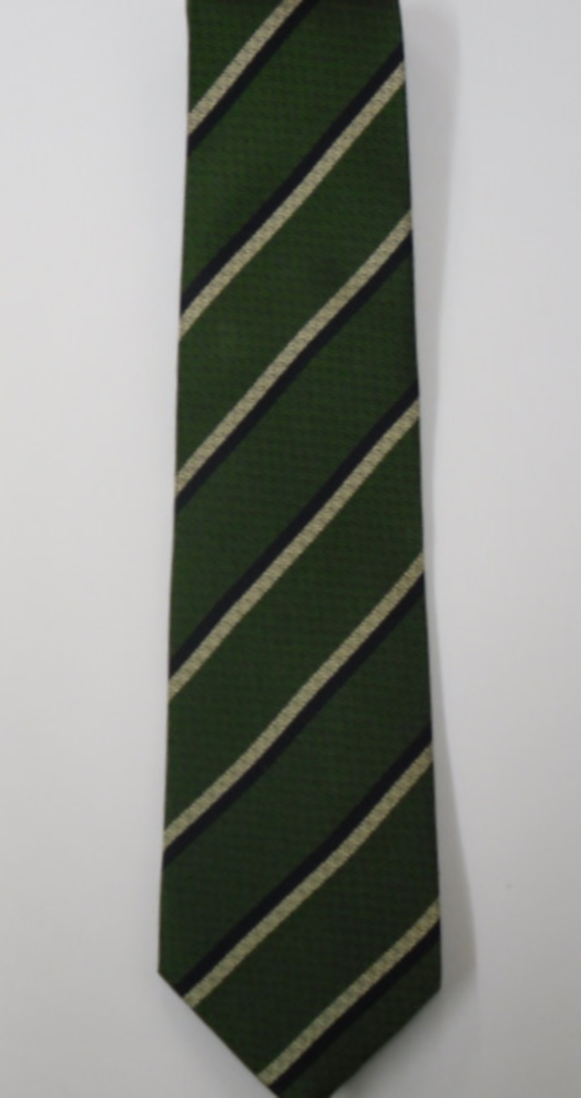 Queen's Own Highlanders  Silk Tie