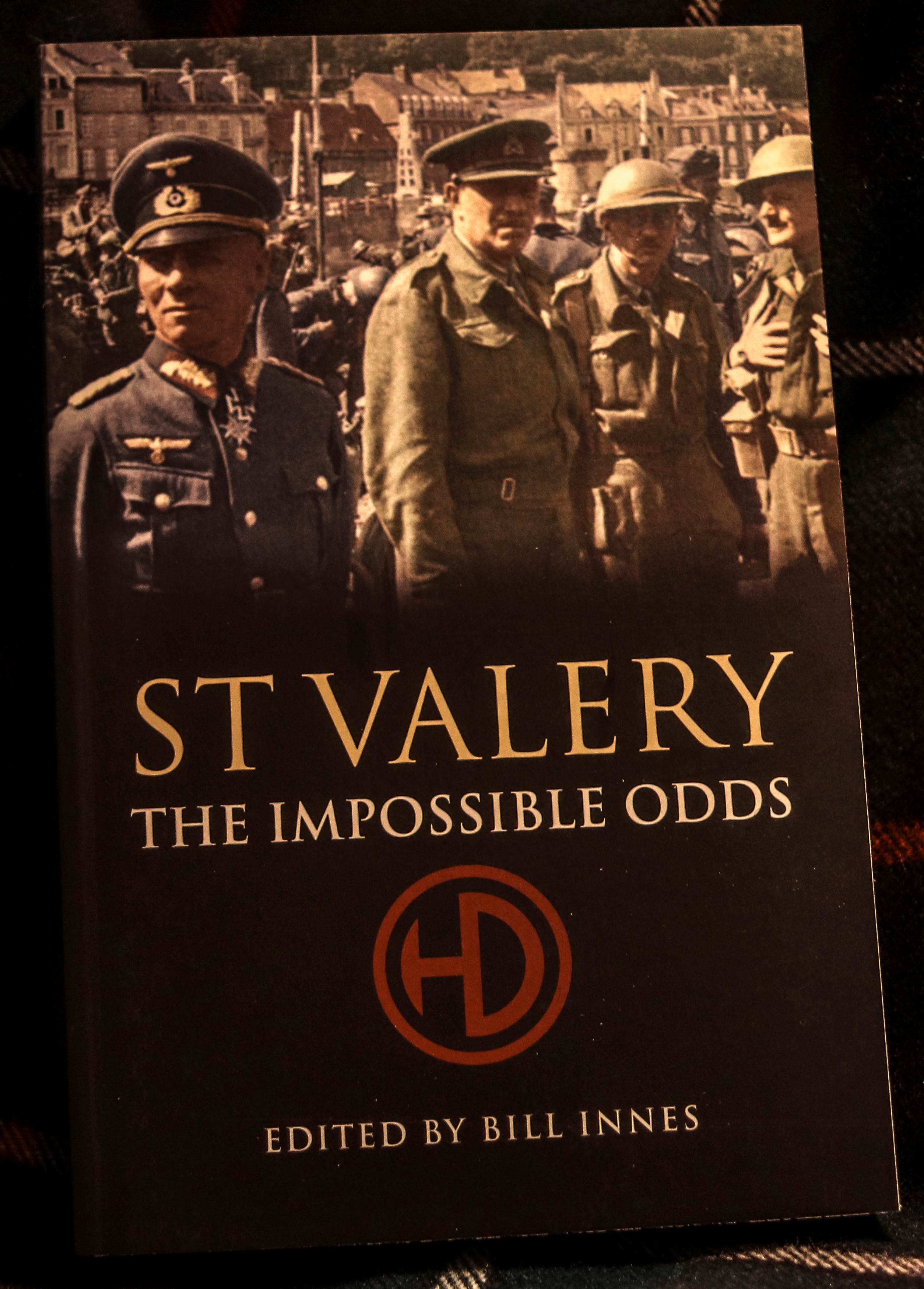 Book - ST VALERY THE IMPOSSIBLE ODDS