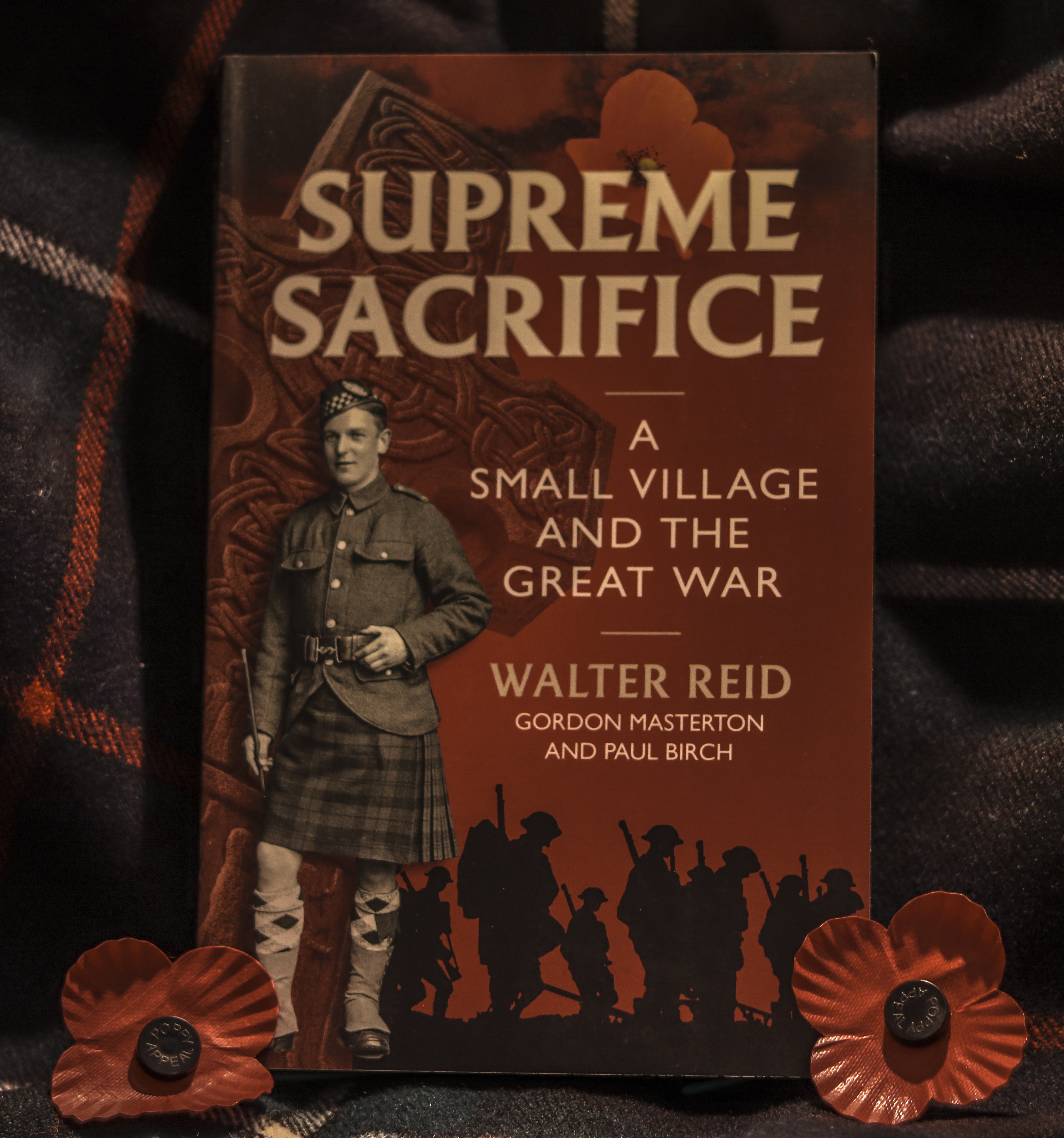 Book - SUPREME SACRIFICE