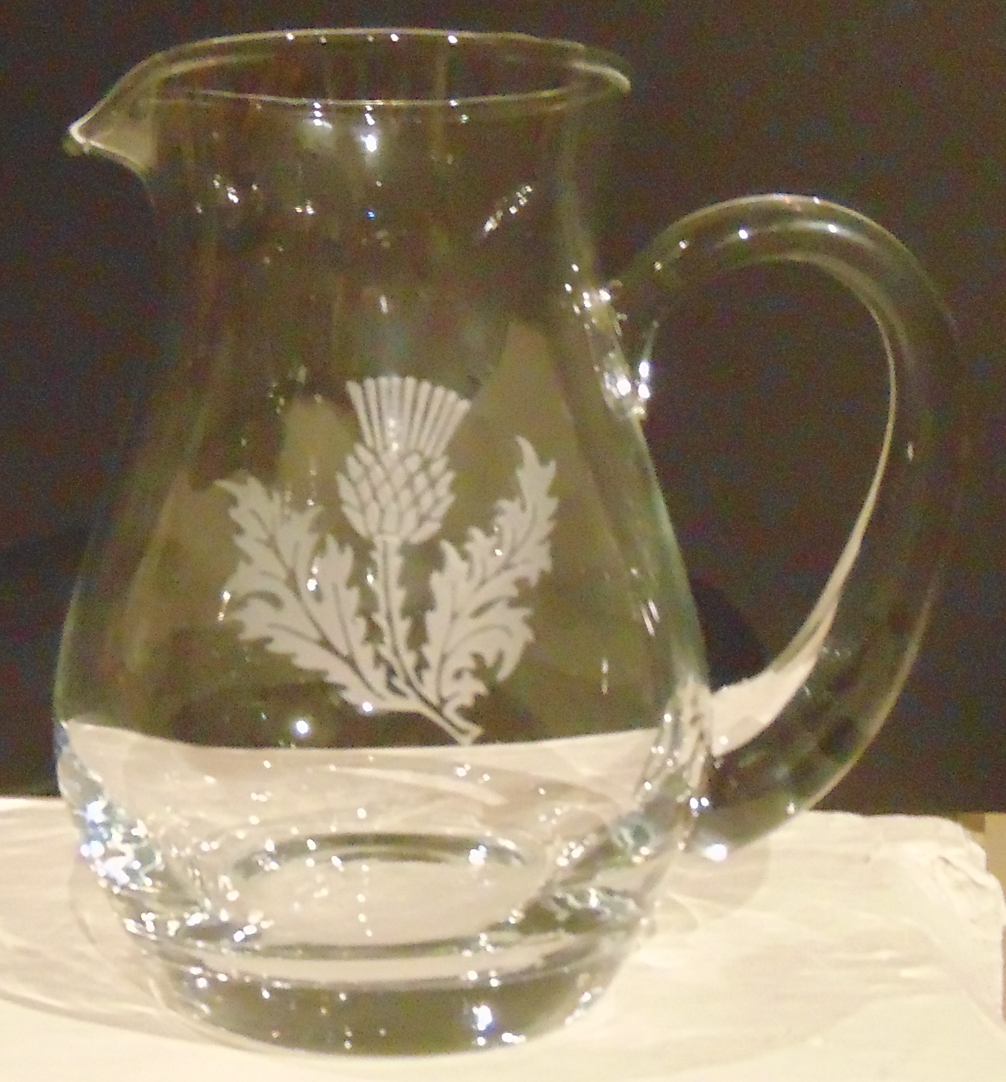 Water Jug Thistle