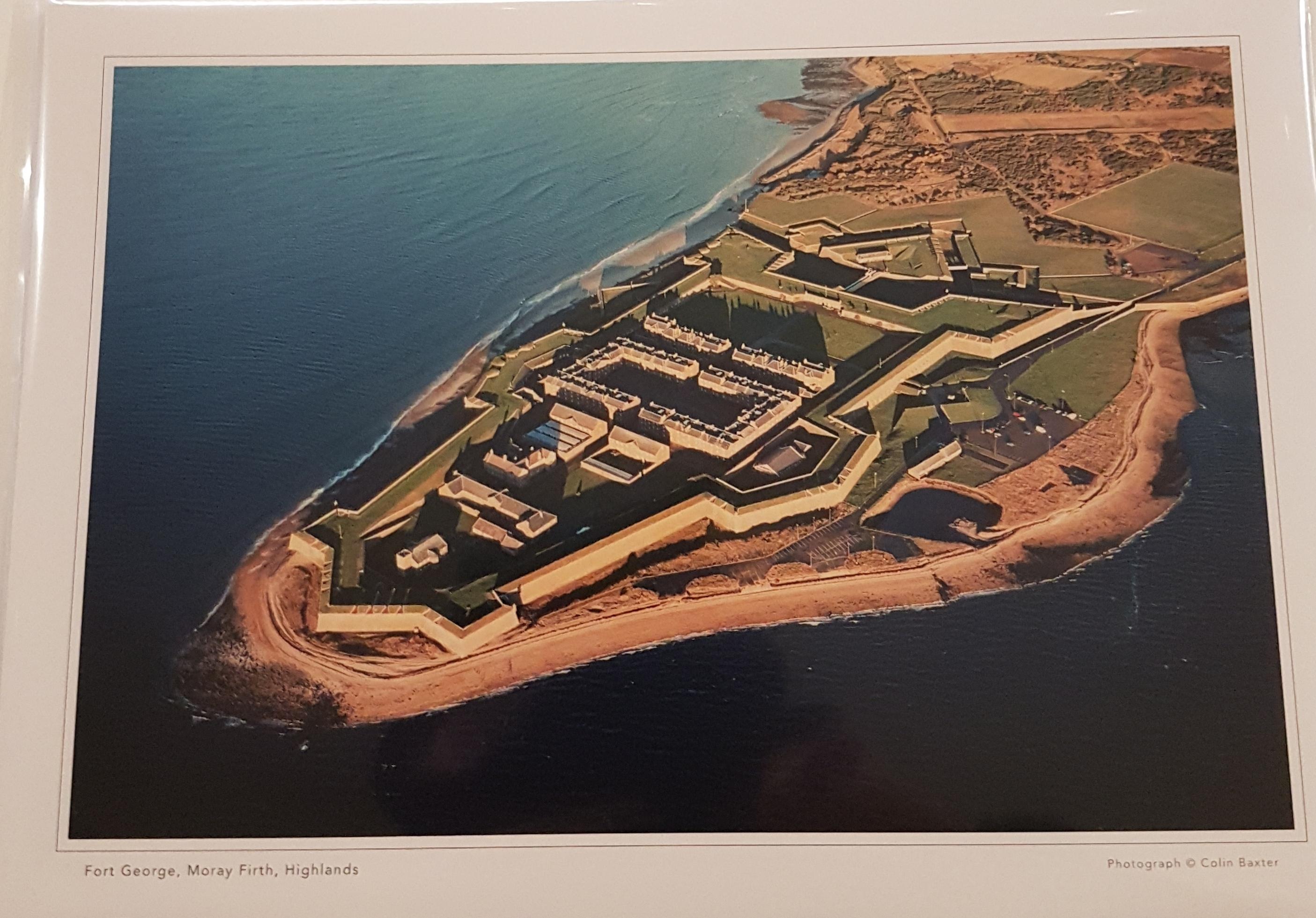 Fort George Print
