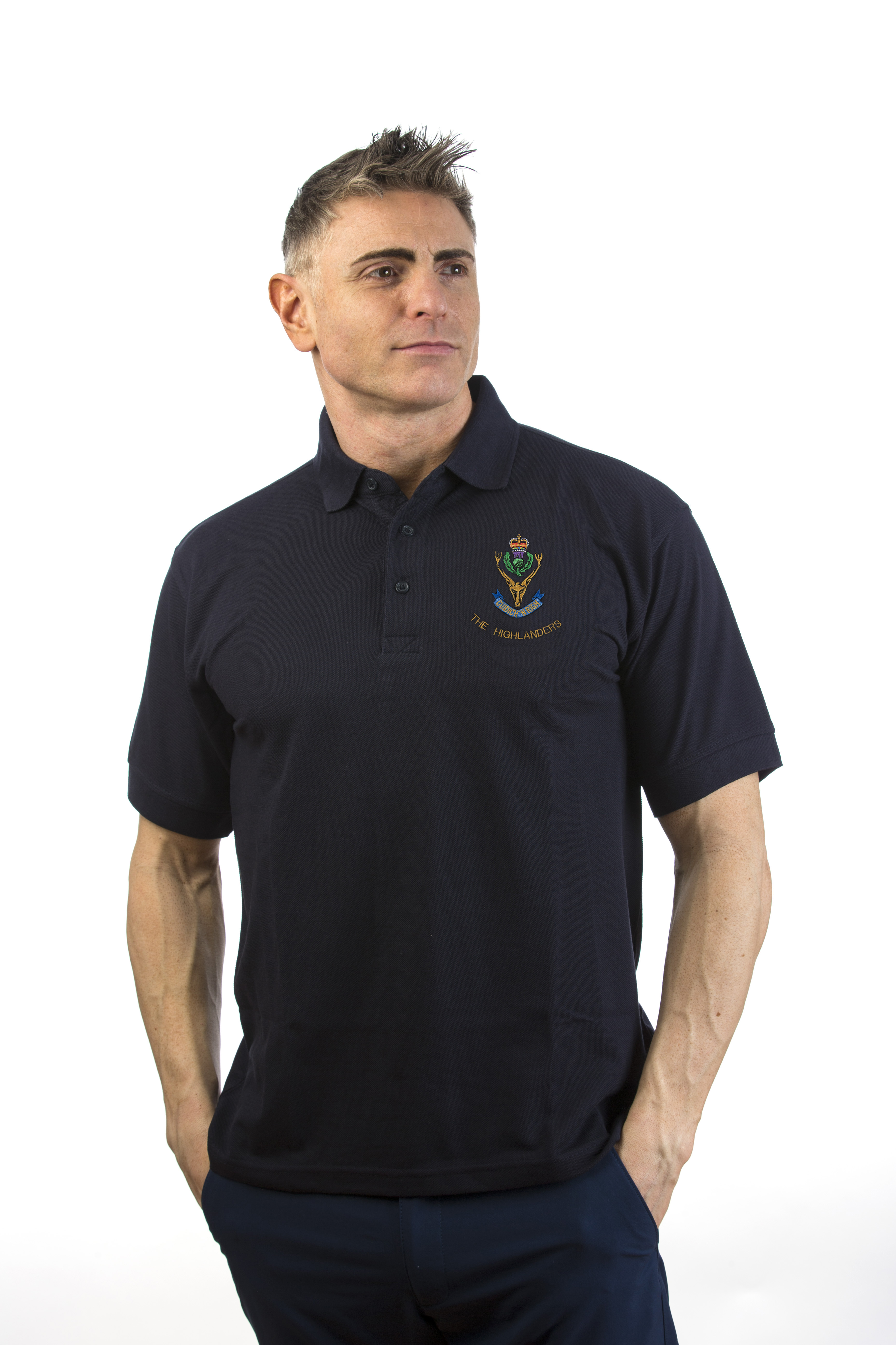 The Highlanders Polo Shirt