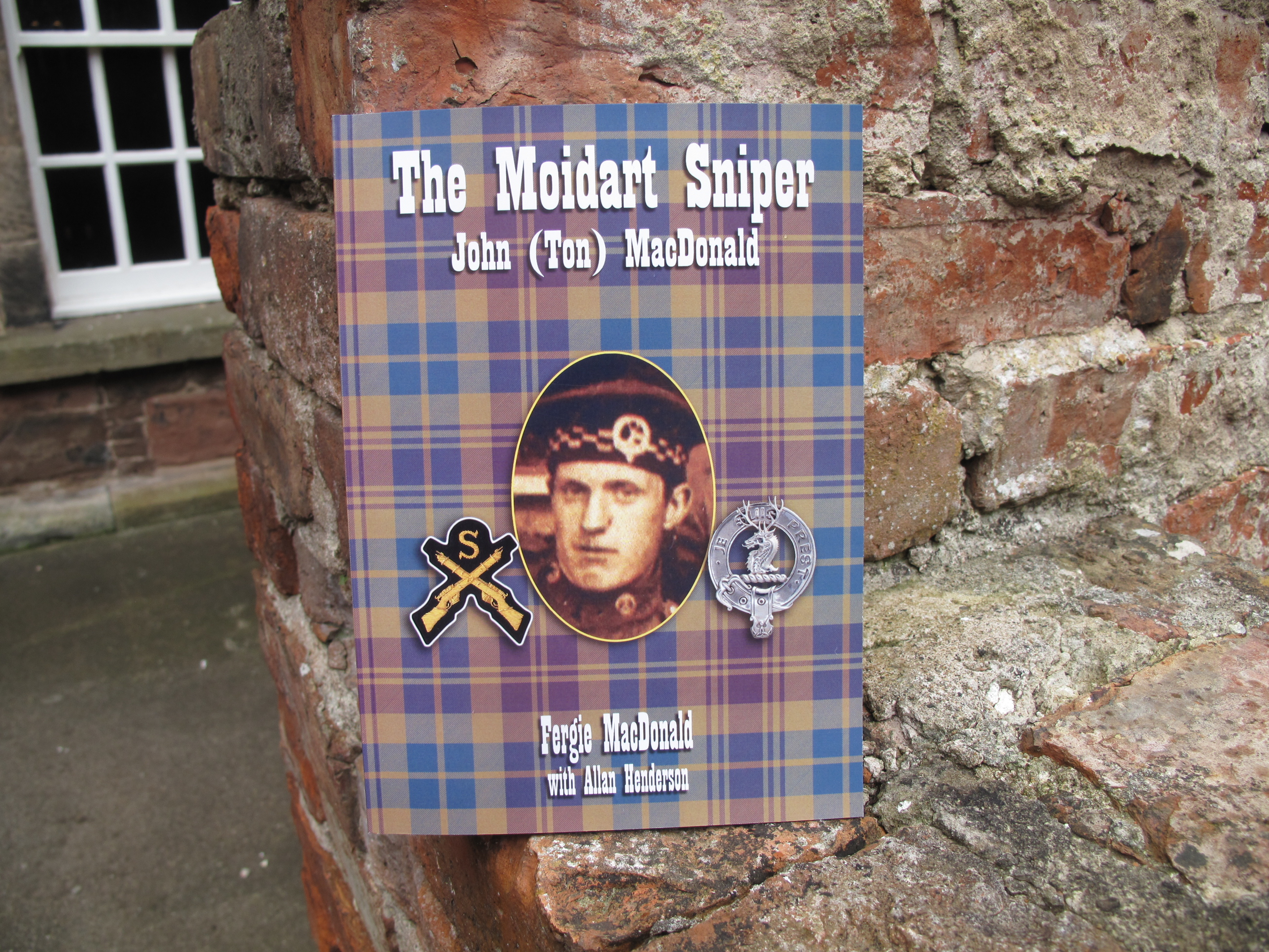 Book - The Moidart Sniper